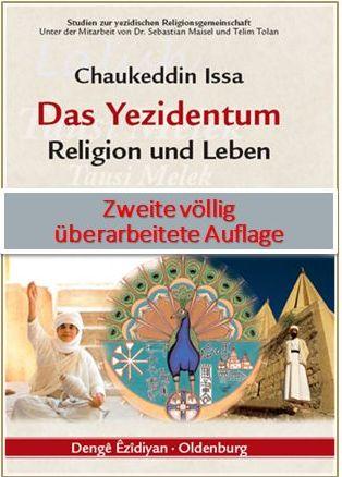 """Chaukeddin Issa """"Das Yezidentum - Religion und Leben"""""""
