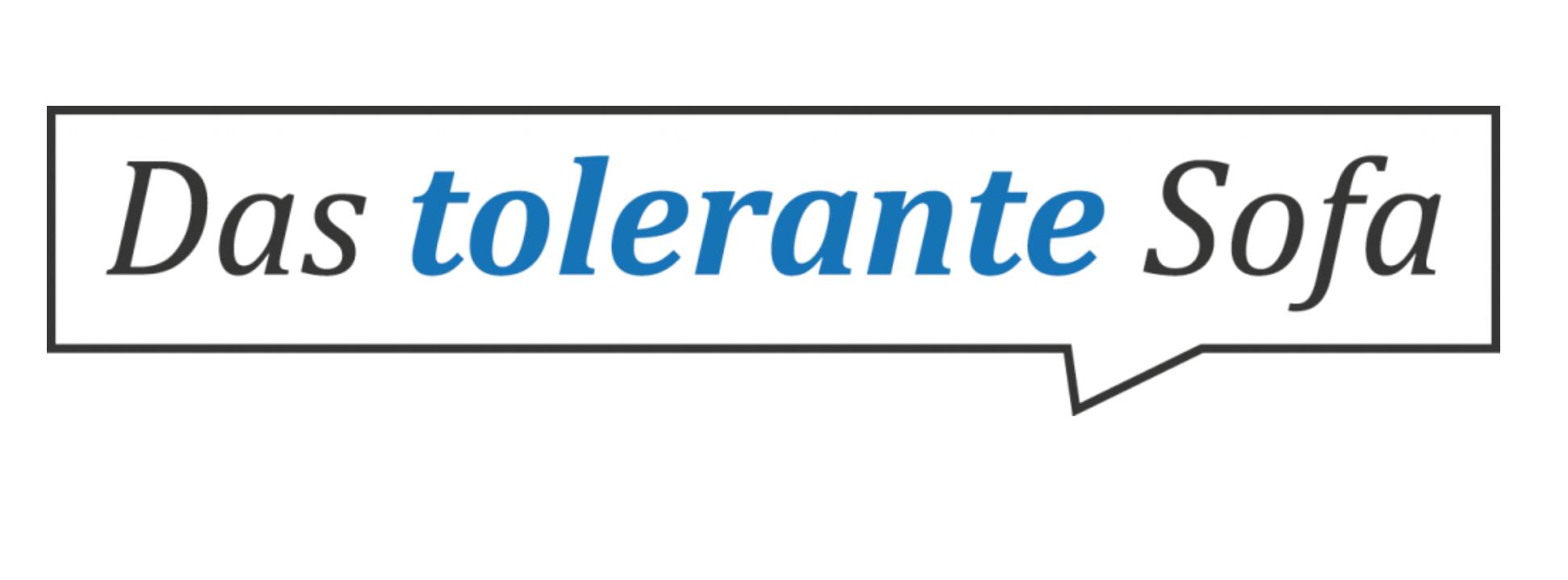 """VORTRAG & DISKUSSION """"Das tolerante Sofa – Anders als du glaubst …  Glaube – Werte – Toleranz"""""""